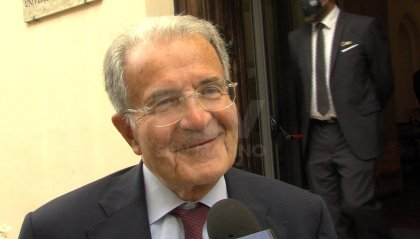 """Romano Prodi inaugura il dottorato di ricerca in Scienze Storiche dell'Università: """"San Marino può approfittare della sua piccolezza"""""""