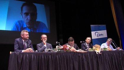 """Evento GDC – EDS, Bugli: """"Movimento protagonista in Europa, San Marino scelta come meta di formazione"""""""