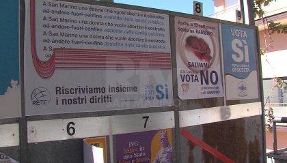 IVG: ultimissime battute di campagna referendaria, fra appelli al voto ed incontri pubblici