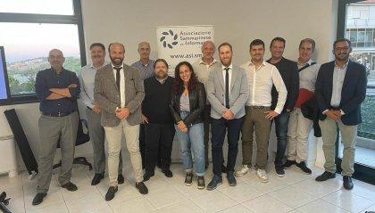 Associazione sammarinese per l'informatica: riconfermato Fabio Andreini alla presidenza e William Casali come vicepresidente