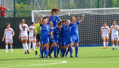 Femminile: torna alla vittoria la San Marino Academy con il 3-0 alla Roma CF