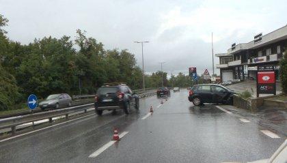 Borgo Maggiore: incidente in via 28 luglio, conseguenze non gravi per 4 sammarinesi