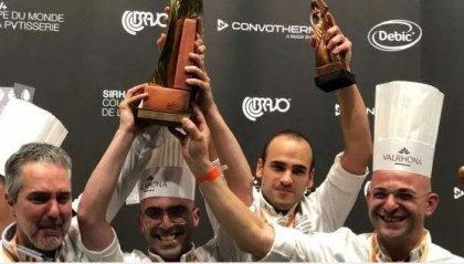 Italia vince campionato mondiale di pasticceria a Lione