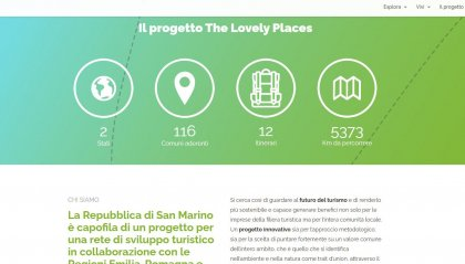 Segreteria di Stato al Turismo: inaugurato il sito Thelovelyplaces