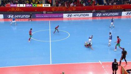 Argentina e Brasile sono in semifinale