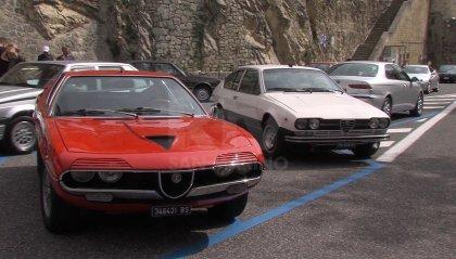 Le Alfa Romeo a San Marino