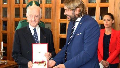 Segreteria Turismo: Onorificenza ad Arrigo Cipriani