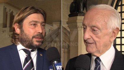 """Onorificenza ad Arrigo Cipriani: """"A San Marino si respira cultura e spiritualità"""". Pedini Amati: """"Si riparte dalla qualità"""""""