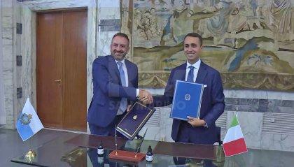 Firmato l'accordo: il segnale di San Marino Rtv coprirà l'intero territorio italiano