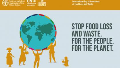 Giornata mondiale di consapevolezza delle perdite e degli sprechi alimentari