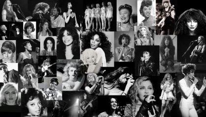 Le Donne nella Popular Music