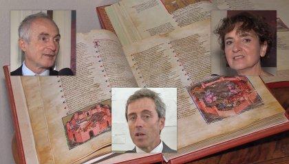 Dante tra iconografia e scrittura: da lunedì 19 le mostre in Ambasciata d'Italia e Valloni