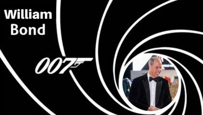 Il nuovo 007...? Il Principe William!