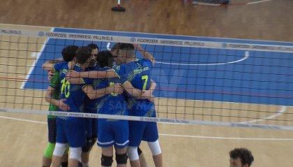 Volley: ripartono Titan Services e Beach & Park