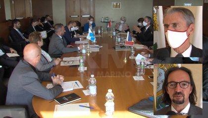 Accordo UE: 'summit' a San Marino con Monaco e Andorra