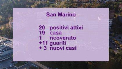 A San Marino tamponi a prezzo calmierato: 10 euro, e presto anche in farmacia
