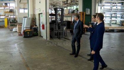Imprese: nuove visite alla aziende per il segretario Righi, obiettivo ascoltare le realtà produttive per nuove soluzioni