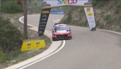 WRC, Rally Catalogna: Neuville al comando dopo 9PS