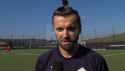 """Voinea: """"Sono qui per fare gol ma anche per aiutare la squadra"""""""