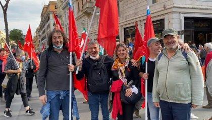 """Sindacati in piazza """"Mai più fascismi"""", c'è anche San Marino"""