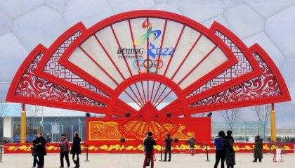 Pechino 2022: domani si accende la torcia a Olimpia, ma a porte chiuse