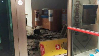 Viserba: ladri fanno esplodere bancomat nella notte