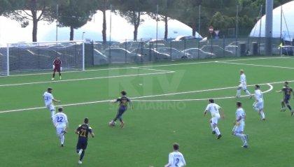 La Fiorita vince 2-1 con il Tre Fiori