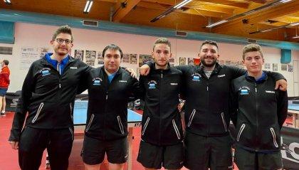 Tennis Tavolo: campionato a squadre