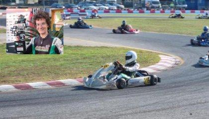 Giacomo Marchioro si qualifica per la finale Mondiale Rotax, Stefano Valli trionfa nella Coppa Italia GT