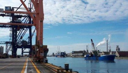 Manifestazione no Green Pass al porto di Ravenna: traffico in tilt e lavoratori bloccati