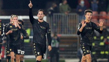 Aramu gol fa esultare il Venezia