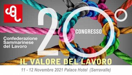 Al via giovedì 21 ottobre il ciclo dei Congressi delle Federazioni CSdL