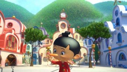 Il Pinocchio animato della Palomar