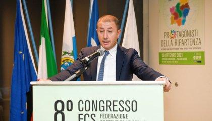 8° Congresso Federazione Costruzioni e Servizi della CDLS, Subito i contratti per salvaguardare le buste paga