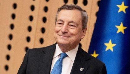 Draghi chiede all'Ue di agire sulle bollette per tutelare la ripresa