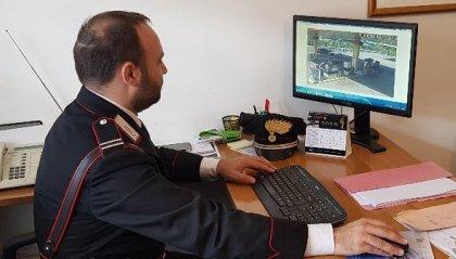 """Carabinieri Novafeltria: denunciati due truffatori della """"rete"""""""