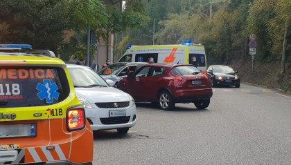Rimini: scontro su via della Grotta Rossa, coinvolte tre  auto, due sammarinesi