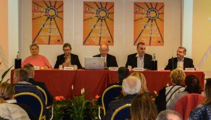 """12° Congresso della Federazione Pensionati CSdL: """"La solidarietà sia tradotta nell'equità fiscale  e nel potenziamento della sanità pubblica"""""""