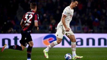 Bologna - Milan 2-4