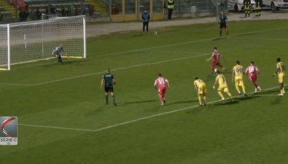Cambia la terza forza del girone B: Modena scavalca Ancona