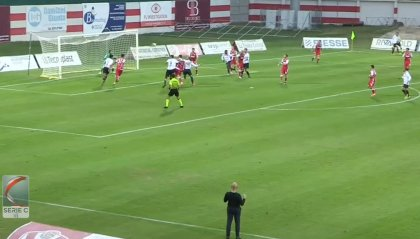 La Lucchese batte per 1-0 la Viterbese, con lo stesso risultato la Vis Pesaro supera il Gubbio