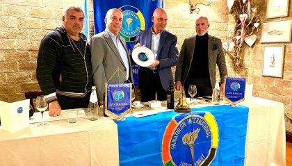 I Campioni d'Italia di Baseball ospiti del Panathlon