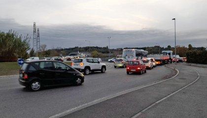 Lavori in corso a Rimini, pesanti ripercussioni per il traffico