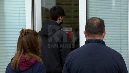 San Marino: in coda per i tamponi rapidi in farmacia, tante le richieste