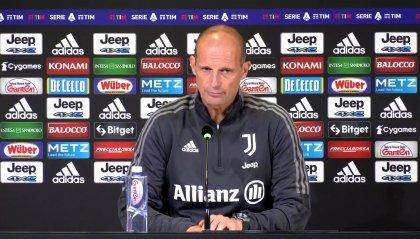 """Juventus, Allegri: """"Con il Sassuolo partita da vincere, non da giocare"""""""