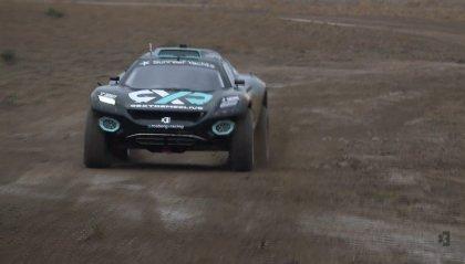 Extreme E, Sardegna: vince il team Rosberg con Kristoffersen
