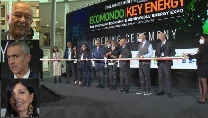 Fiera di Rimini, al via Ecomondo e Key energy. Eventi in calendario fino al 29 ottobre
