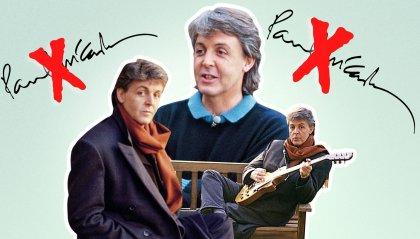 Sir Paul McCartney dice basta con gli autografi