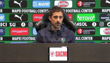 """Dionisi:"""" Andiamo a Torino per giocarcela, non partiamo battuti"""""""