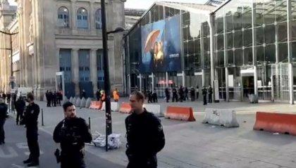 Bagaglio sospetto: riaperta la Gare du Nord